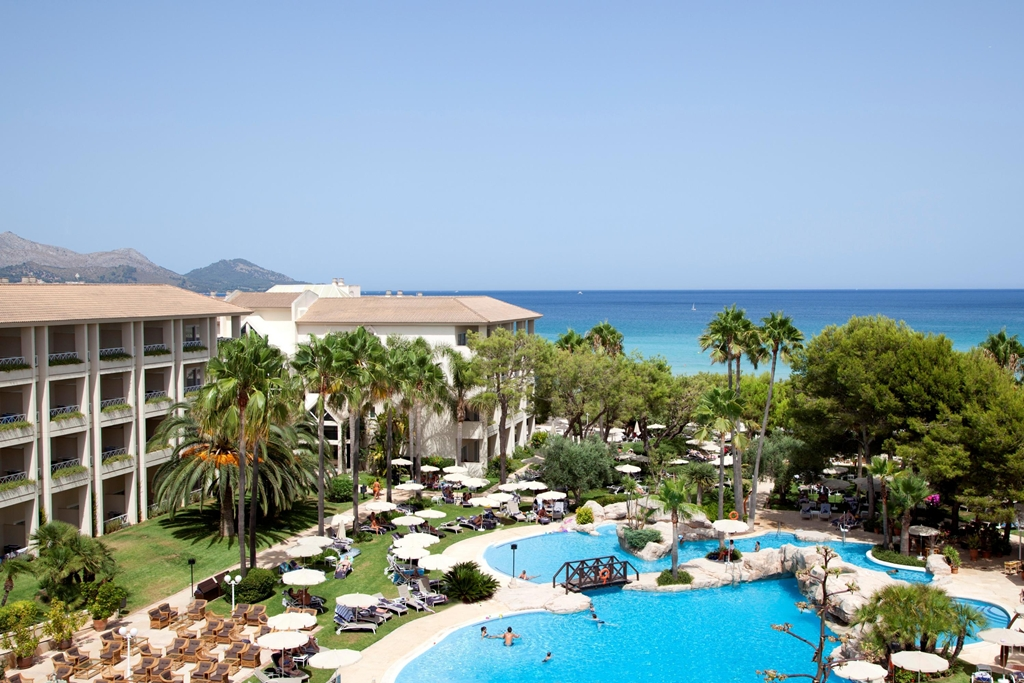 Grupotel Parc Natural & Spa, Alcudia Mallorca